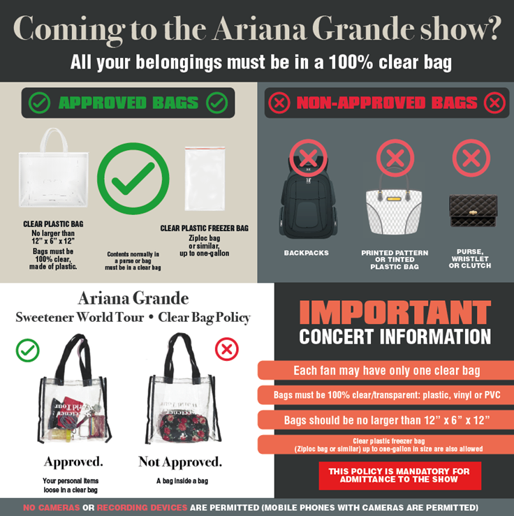 Ariana Grande Tickets & Tour Dates | The Ticket Factory