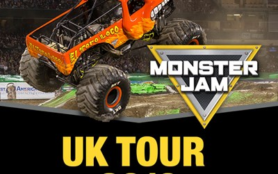 Monster Jam Tickets The Ticket Factory